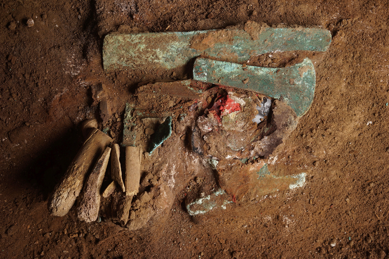 Инструменты древнего кузнеца