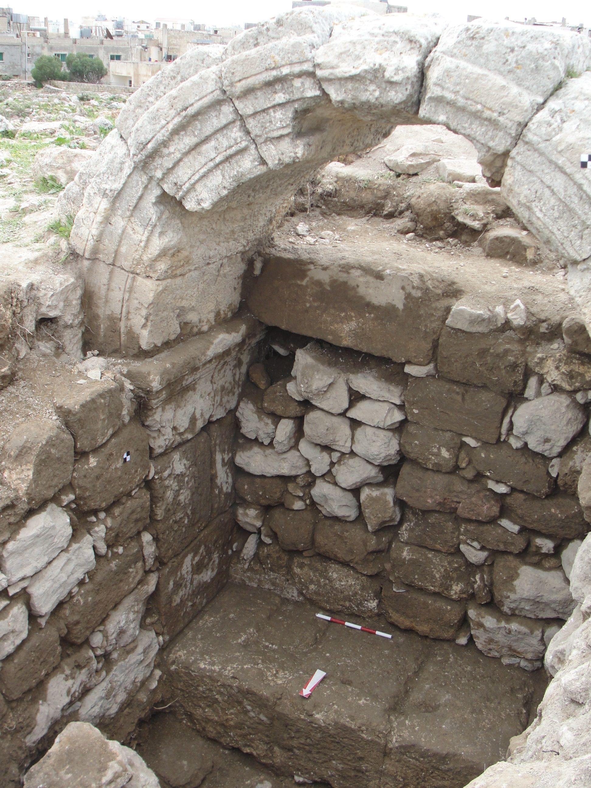 Иорданские руины