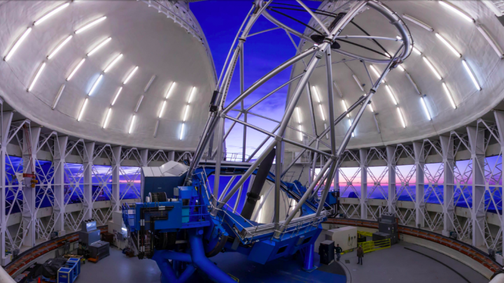 Gemini North telescope. Source: Gemini Observatory / AURA.
