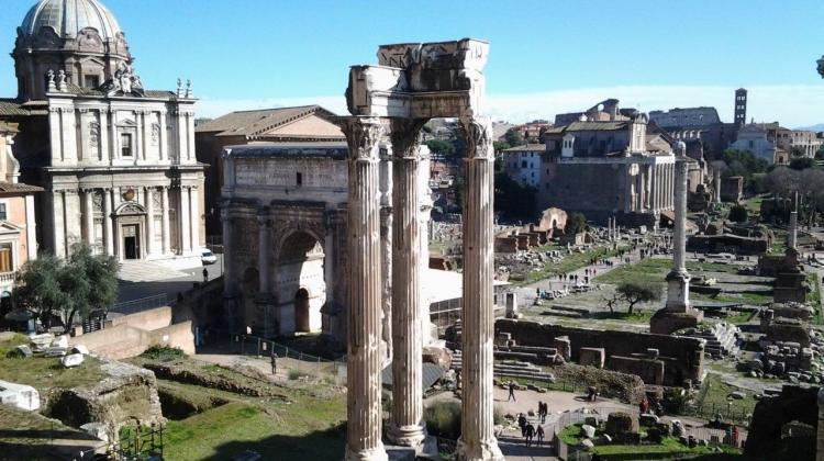 Roman Forum, photo by K. Kopij