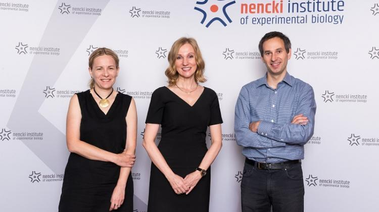 Scientists from the SONAR project, source: Nencki Institute